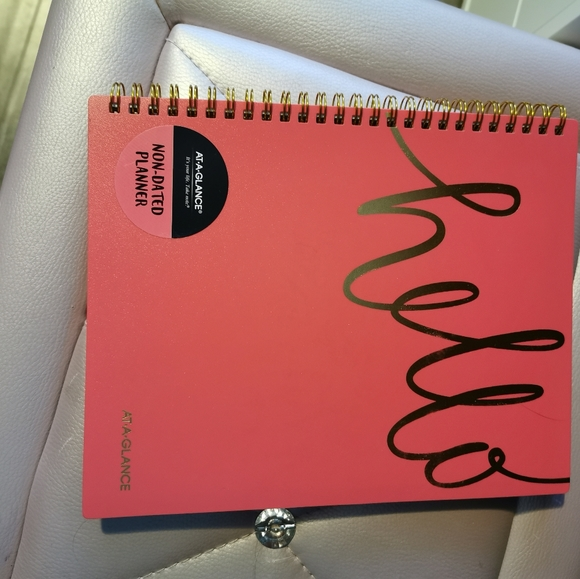 Other - Non dated planner with  bungee pack